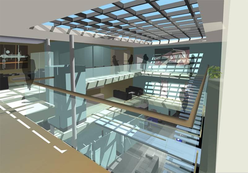 Melle metzen architects bolzano progetti architettura for Progetti architettura interni